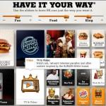 Fun, Food, King: Having it Your Way at BK.com