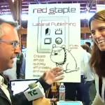 Lateral Publishing Debuts at TechCrunch Disrupt SF…