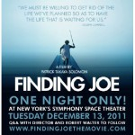 Spreading the News:  Finding Joe Gets NYC Date…