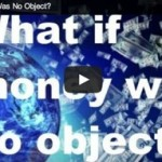 Alan Watts:  What Would You Do if Money Were No Object?