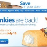 They're B-a-a-c-c-k: Twinkies Make Early Appearance at Wal-Mart