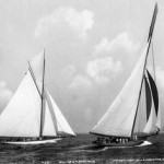 America's Cup Had an Edison Connection…